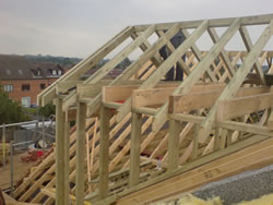 Loft conversions by mars building ltd for Home extension design welwyn garden city
